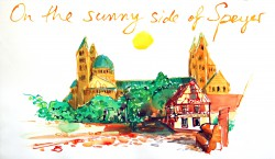 On the sunny side of Speyer